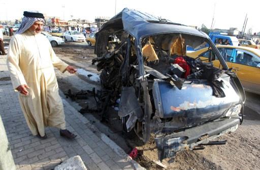 أكثر من 50 شخصا بين قتيل وجريح في سلسة انفجارات جديدة في بغداد