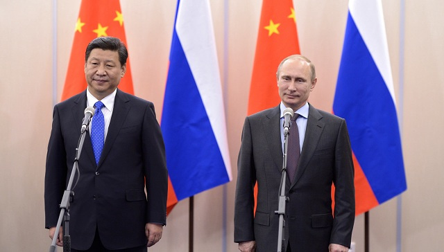 بوتين: روسيا والصين تساهمان إلى حد كبير في ضمان التنمية والأمن في العالم