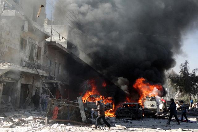 المقداد لـ RT : الهجوم على سجن حلب فشل وتم دحر المسلحين