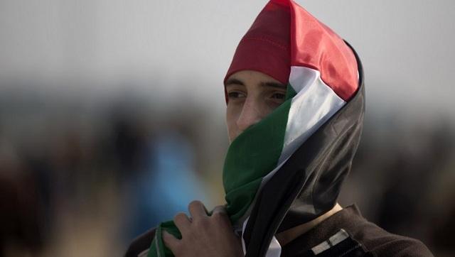 الجيش الإسرائيلي يخلي قرية عين حجلة في الأغوار من المعتصمين