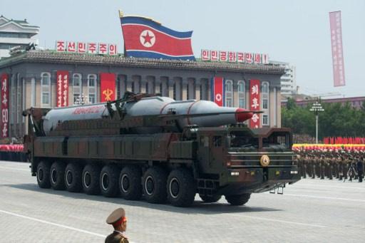 معهد أمريكي يعلن قرب انتهاء بيونغ يانغ من توسيع منصة لإطلاق الصواريخ البالستية