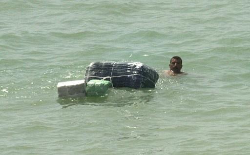 مصرع 9 مهاجرين لاشرعيين حاولوا السباحة إلى سبتة