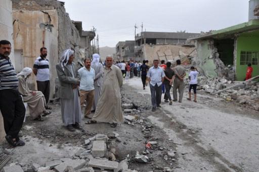 أكثر من 40 قتيلا وجريحا بأعمال عنف في العراق