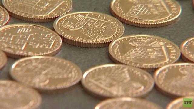 الليرة الذهبية السورية قريبا في الأسواق