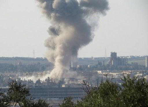 مقتل طفلين وإصابة آخرين في قصف على حلب واستمرار الاشتباكات في مناطق سورية أخرى