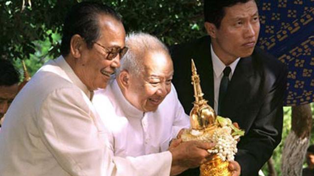 العثور في كمبوديا على رفاة