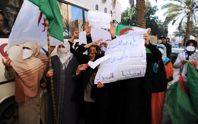 بعد الاضطرابات في غرداية.. الحكومة الجزائرية تتعهد باتخاذ إجراءات حازمة