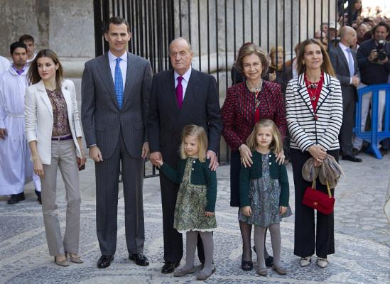 فضائح الفساد تلاحق العائلة المالكة في إسبانيا