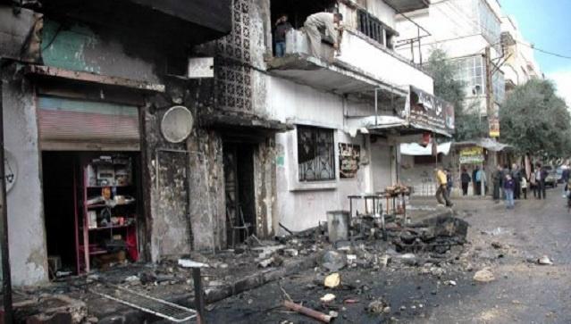 برنامج الأغذية العالمي: قافلة المساعدات الإنسانية ستدخل المدينة القديمة في حمص يوم السبت