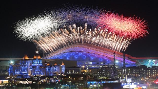 انطلاق فعاليات الدورة الأولمبية الشتوية 2014 في سوتشي