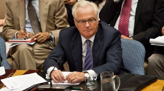 روسيا ترفض مشروع قرار يطالب بالسماح لموظفي الإغاثة بحرية التحرك التامة داخل سورية