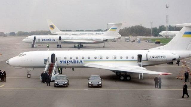 مختطف الطائرة الأوكرانية كان سكرانا
