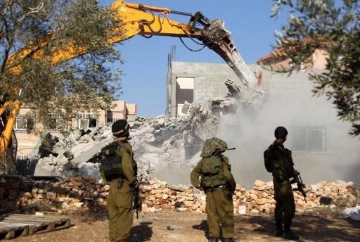 وكالات إغاثة تحذّر من تصاعد عمليات الهدم الإسرائيلية للممتلكات الفلسطينية