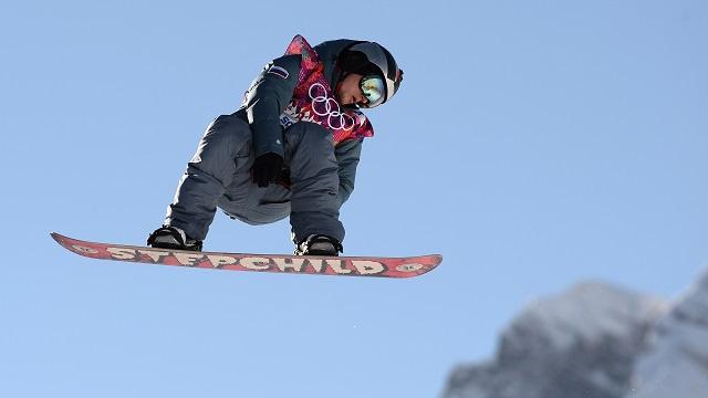 خروج الروسي سوبوليف من منافسات التزلج على اللوح