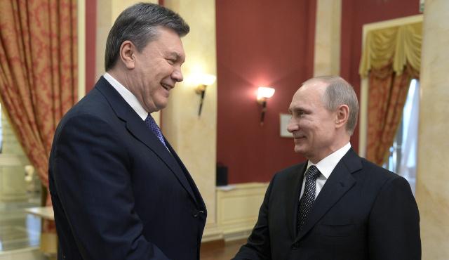 بوتين يلتقي يانوكوفيتش على هامش افتتاح أولمبياد سوتشي ويعقد لقاءات ثنائية أخرى