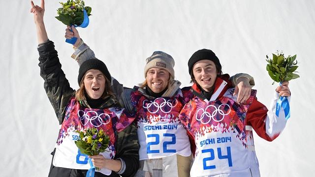 أولى ذهبيات أولمبياد سوتشي 2014 تذهب إلى أمريكا