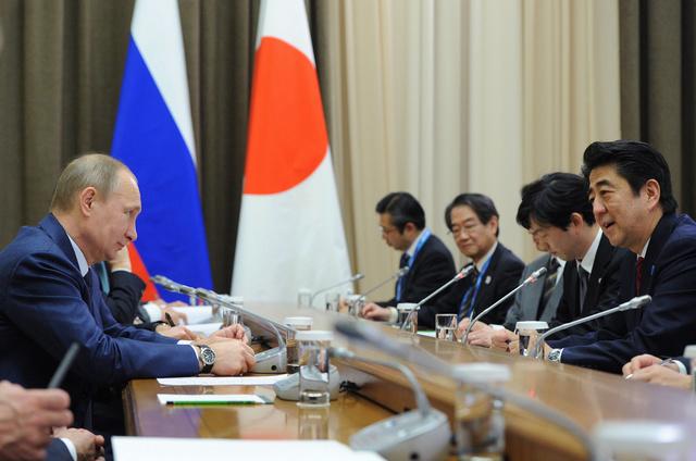 بوتين: هناك إمكانية لحل القضايا العالقة بين روسيا واليابان