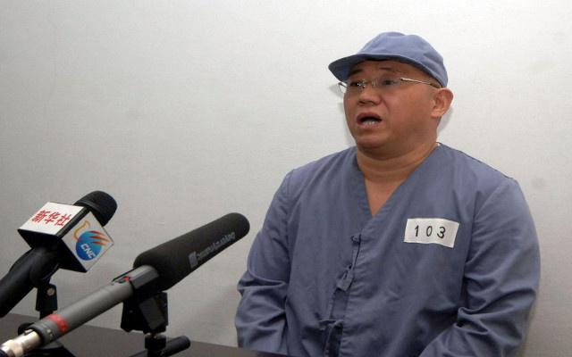 نقل معتقل أمريكي من المستشفى الى معسكر للأشغال الشاقة بكوريا الشمالية