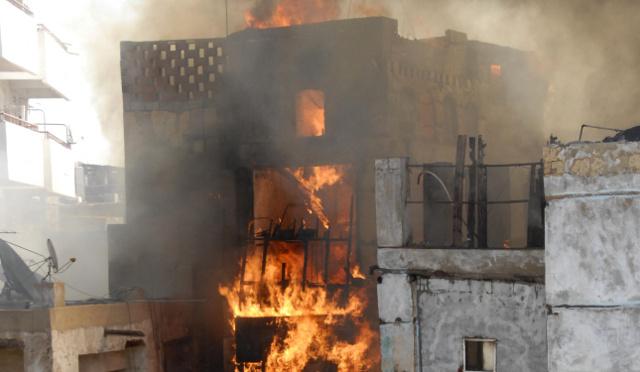 مقتل 15 شخصا وإصابة 130 آخرين في حريق بأحد فنادق المدينة المنورة