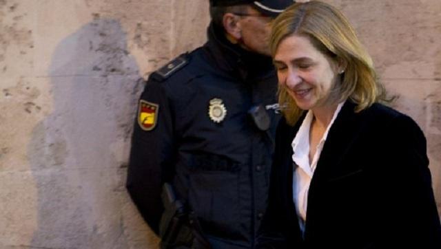 أميرة إسبانية ترفض تهم الفساد الموجهة إليها