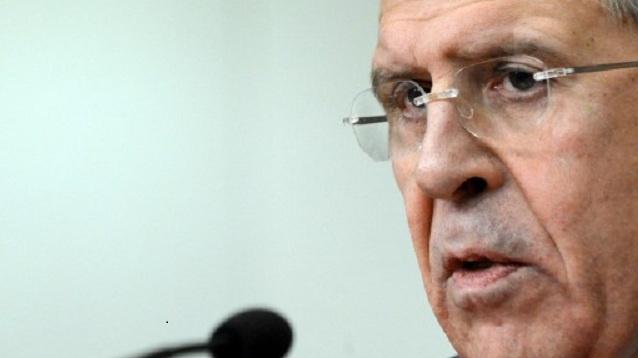 لافروف يبحث مع كيري الأزمة السورية في ضوء استئناف مفاوضات جنيف