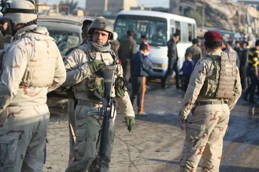 مقتل 10 عناصر من الجيش والشرطة بهجومين في الرمادي وطوزخورماتو