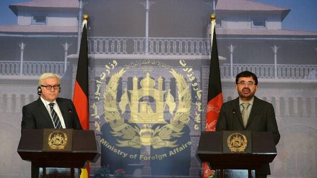 شتاينماير في زيارة مفاجئة لأفغانستان يتعهد بمساعدة كابول بعد انسحاب القوات الألمانية