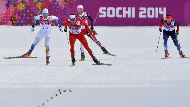 سوتشي .. السويسري كولونيا يحرز ذهبية سباق البياثلون لمسافة 30 كلم