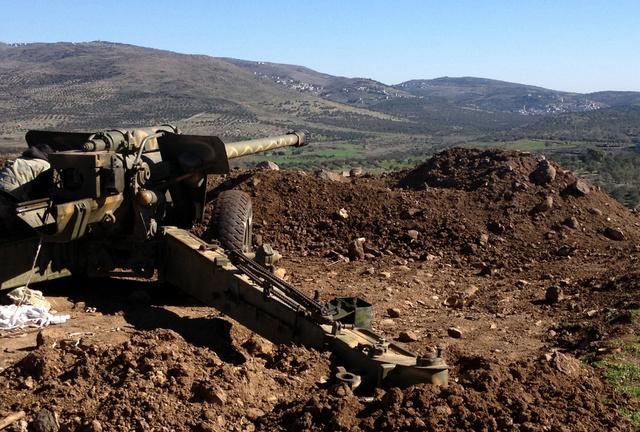 الجيش السوري يقصف المسلحين بمحيط سجن حلب.. و