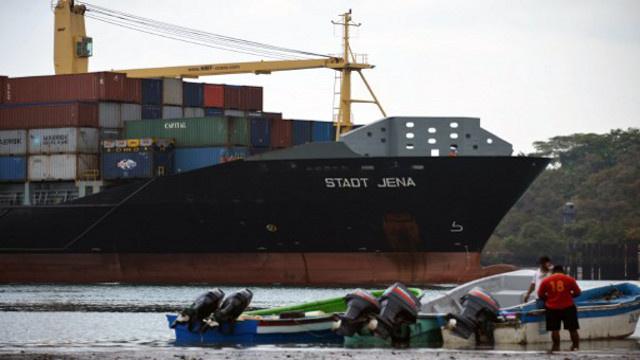 الإفراج عن سفينة محتجزة في بنما كانت تنقل أسلحة من كوبا الى كوريا الشمالية