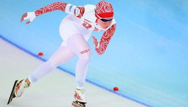 غراف تمنح روسيا باكورة ميدالياتها في أولمبياد سوتشي 2014