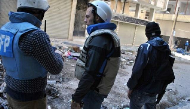 خروج 611 مدنيا من حمص القديمة وتمديد فترة الهدنة 3 أيام