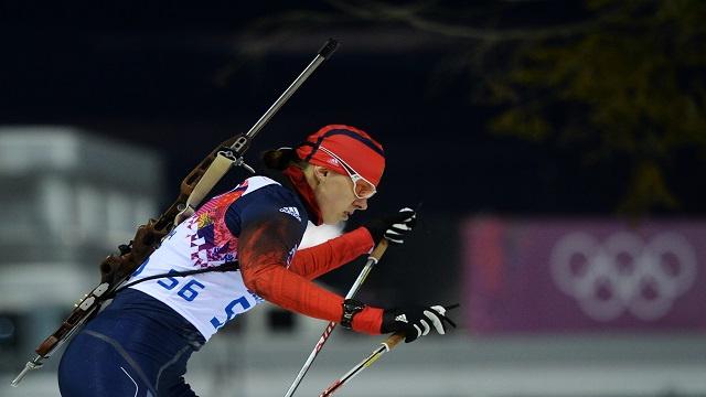 الروسية فيلوخينا تهدي بلادها ثاني ميداليات سوتشي