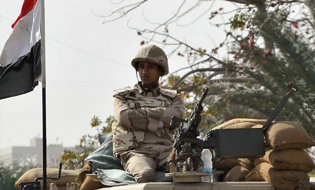 وزارة الداخلية المصرية تعلن عن تفكيك خلية إخوانية مسلحة