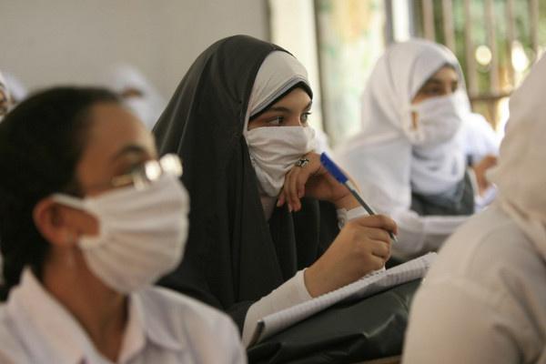 وفاة 38 شخصا بفيروس إنفلونزا الخنازير في مصر