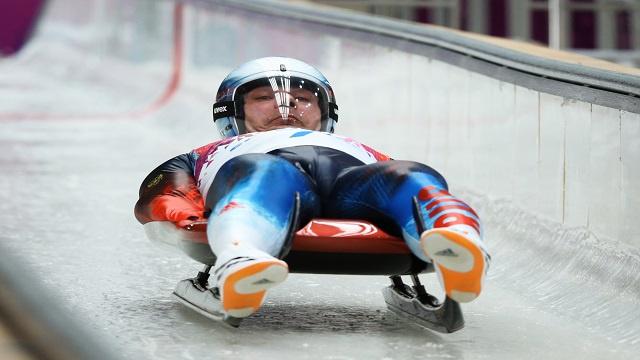 الروسي ديميتشينكو ينال الفضية الأولمبية في الزحافات الثلجية