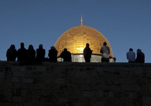 طعن يهودي متدين في القدس الشرقية