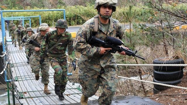 بيونغ يانغ تلغي زيارة لمبعوث أمريكي بعد تحديد موعد المناورات العسكرية بين واشنطن وسيئول