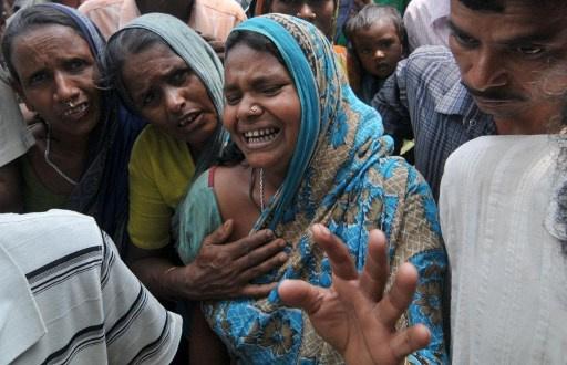 13 قتيلا و20 مفقودا في حادث غرق عبارة في ولاية اوديشا الهندية