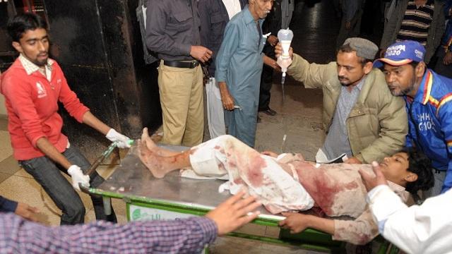مصرع تسعة أشخاص في هجومين بباكستان