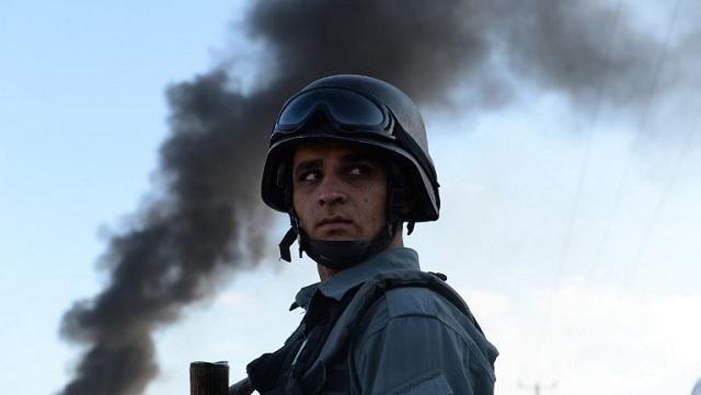 فيديو.. مقتل أمريكيين وإصابة 7 مدنيين أفغان في تفجير استهدف قافلة لقوات الناتو بكابول