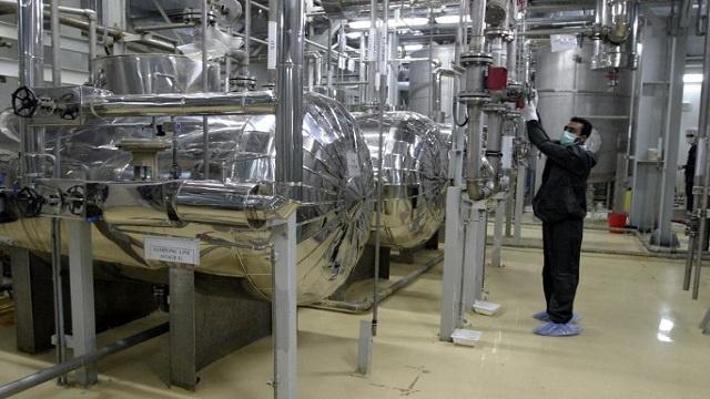 إيران تختبر اجهزة طرد مركزي تفوق الجيل الاول بـ 15 ضعفا