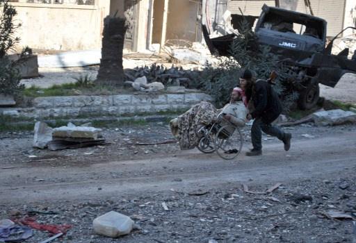 الاتحاد الاوروبي يقترح وضع الازمة السورية تحت اشراف الجنائية الدولية