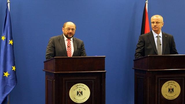 الحمد الله: على المجتمع الدولي القيام بمسؤوليته المباشرة في إنهاء الاحتلال الإسرائيلي