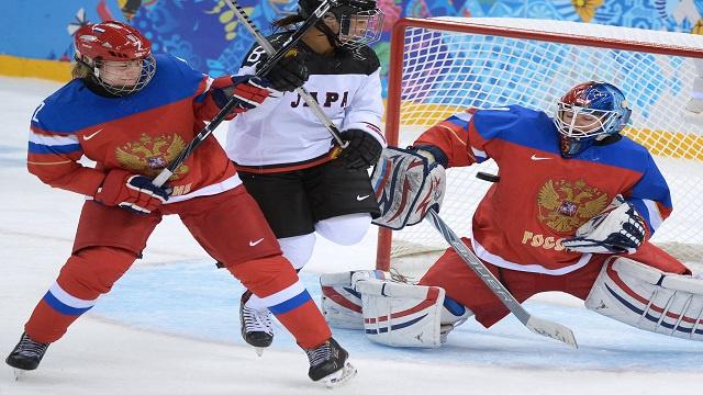 سيدات روسيا يواصلن عروضهن القوية في سوتشي
