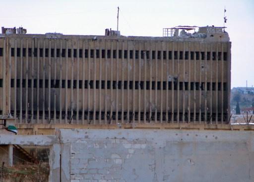 التعرف على جنسية الانتحاري الذي فجر نفسه في سجن حلب المركزي