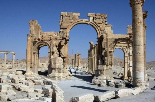 اليونيسكو تعتبر الحفريات اللاشرعية خطرا قاتلا على التراث الثقافي السوري