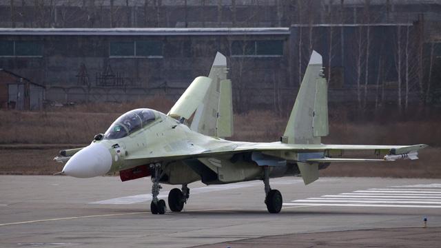 وزارة الدفاع الروسية تتسلم 21 مقاتلة من طراز سو-30 إس إم في عام 2014