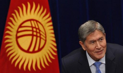 عملية جراحية ناجحة للرئيس القرغيزي في موسكو