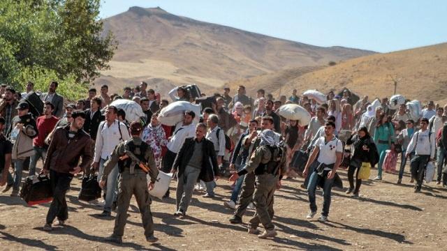 الأمم المتحدة: عدد النازحين من الأنبار العراقية بلغ 300 ألف شخص